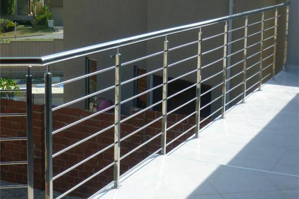 Balcony Railing Pipes