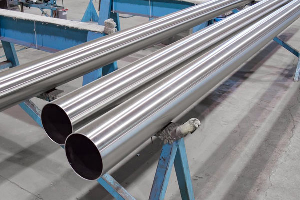 SS Cold Drawn Round Pipes