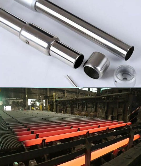 Stainless Steel Furniture Pipes Manufacturer