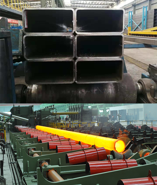 Hollow Section Pipe Manufacturer