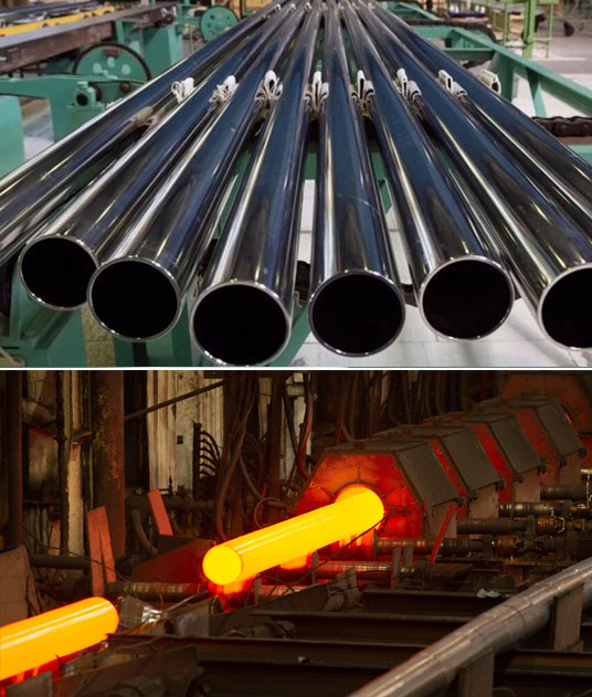 Stainless Steel Jindal Pipes Manufacturer