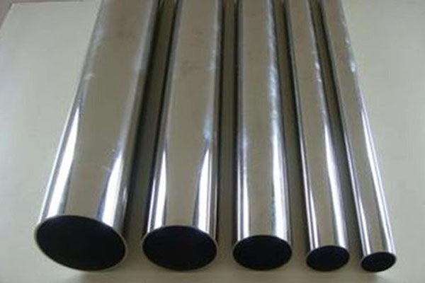 Polished Round Pipes