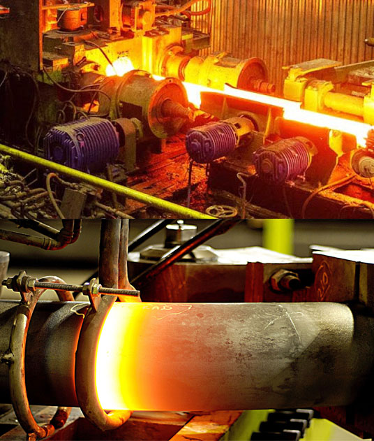 Round Pipe Manufacturing