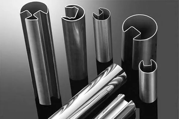 Round Slotted Pipes