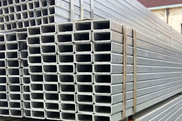 RHS Seamless (Rectangular Hollow Section) Pipes