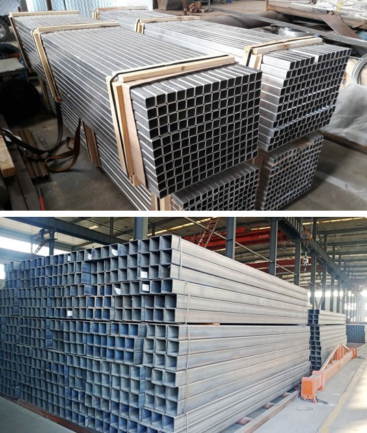 Stainless Steel SHS Pipes Manufacturer