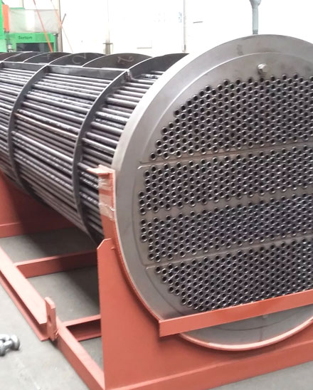 Stainless Steel 304 Condenser Pipes