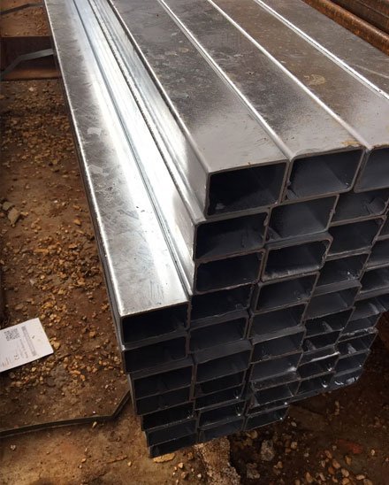 Stainless Steel 304 RHS Pipes