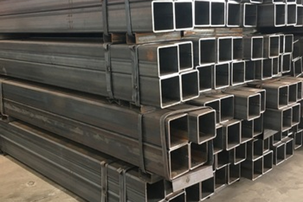 SS Welded Box Pipes