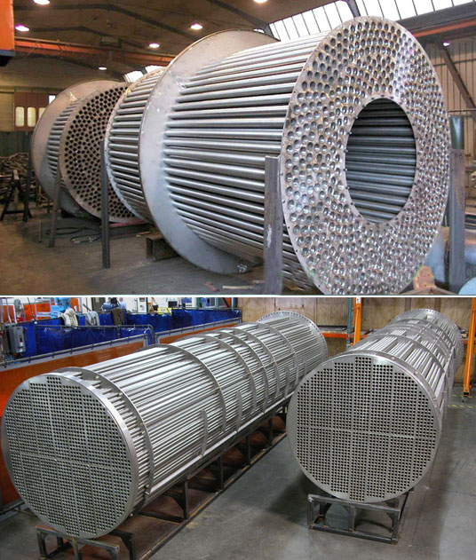Stainless Steel Condenser Pipes Manufacturer