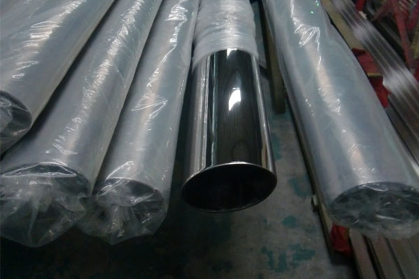 Cold Drawn Oval Pipes
