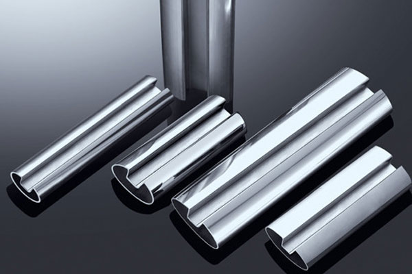 Oval Slotted Pipes