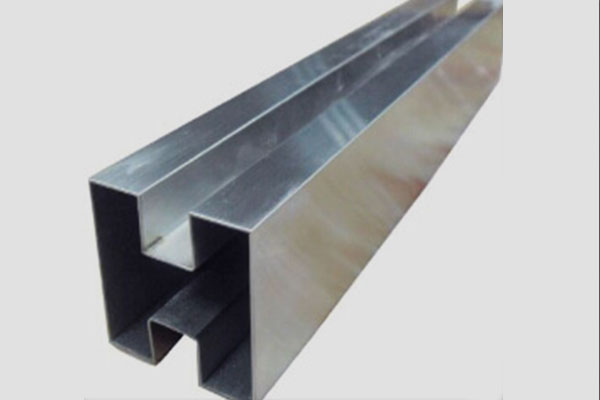 Rectangle Slotted Pipes