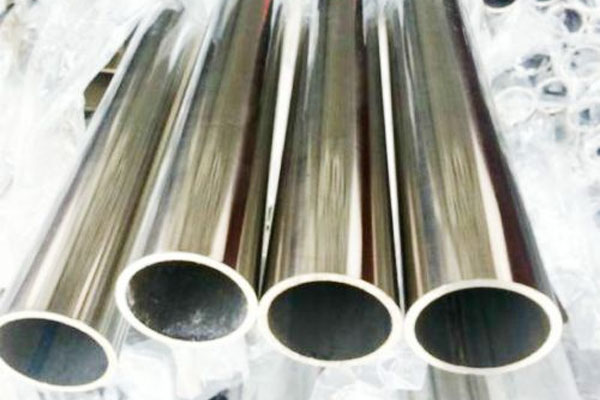 SS Welded Round Pipes