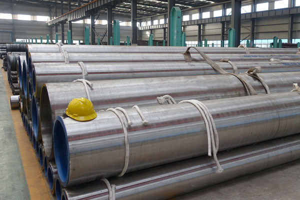 Structural Seamless Pipes