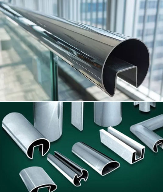 Stainless Steel Slotted Pipes Manufacturer