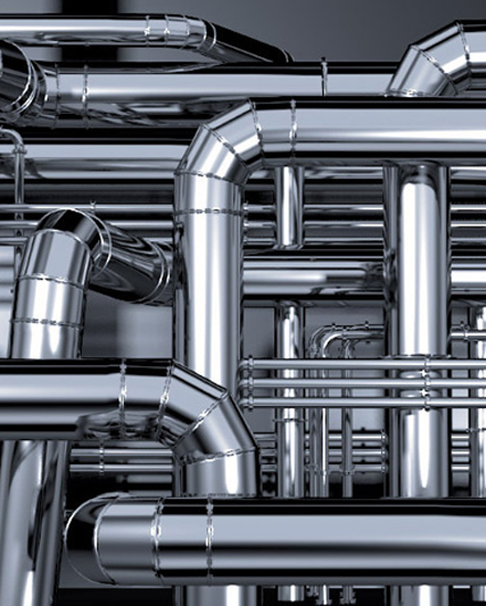 Stainless Steel 304 Architectural Pipes