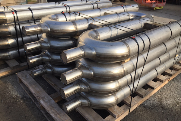 SS EFW Tubes