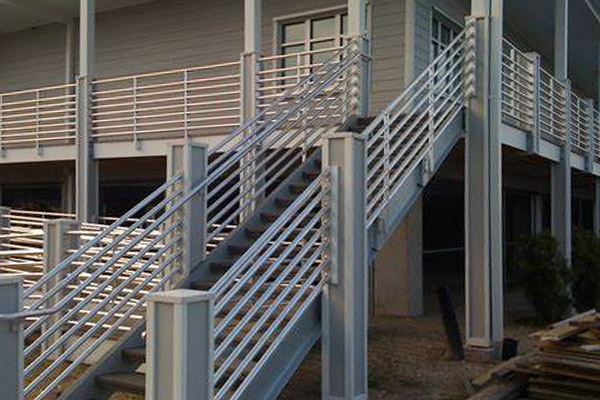 SS Staircase Railing Pipes