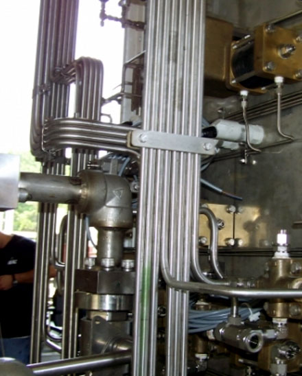 Stainless Steel Instrumentation Pipes