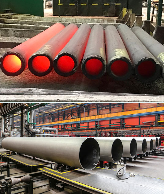 Stainless Steel Structure Pipes Manufacturer