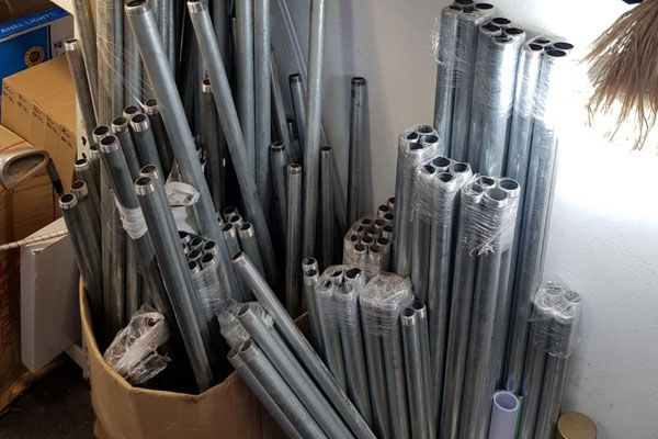 Welded Furniture Pipes