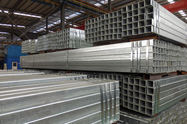 SHS Welded (Square Hollow Section) Pipes