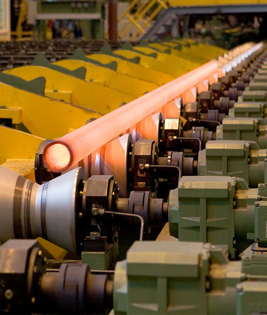 Welded Tube Manufacturing